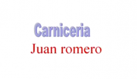 CARNICERÍA ROMERO