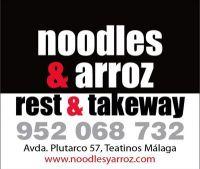 NOODLES Y ARROZ