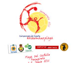 IX Torneo de Balonmano Playa 2011