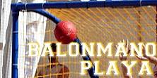 Histórico Competiciones Balonmano Playa